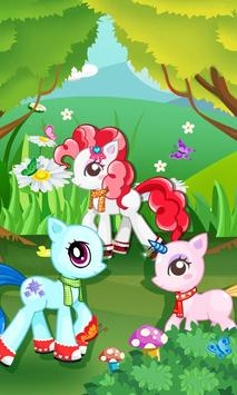 Little Pony Salon - Kids Games screenshot 3