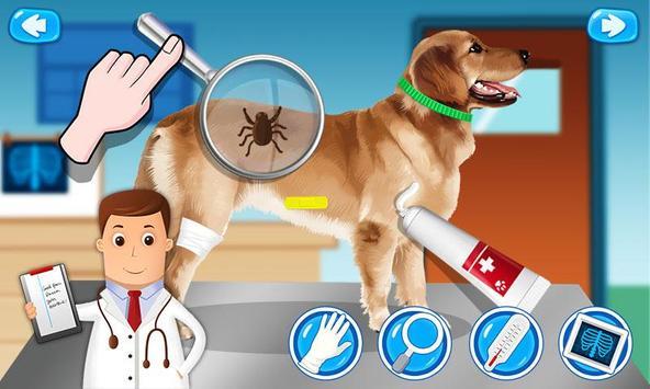 Pet Vet Doctor Animal Hospital poster