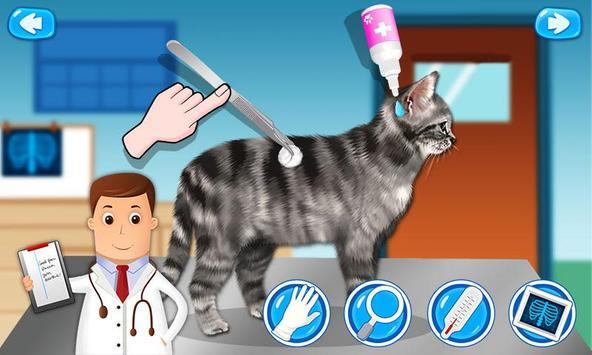 Pet Vet Doctor Animal Hospital apk screenshot