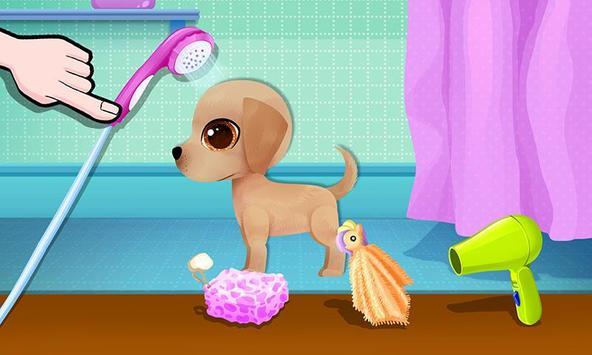 Mommy Dog's Newborn Puppy Baby apk screenshot