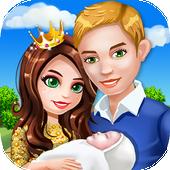 Mother's Newborn Baby Princess icon