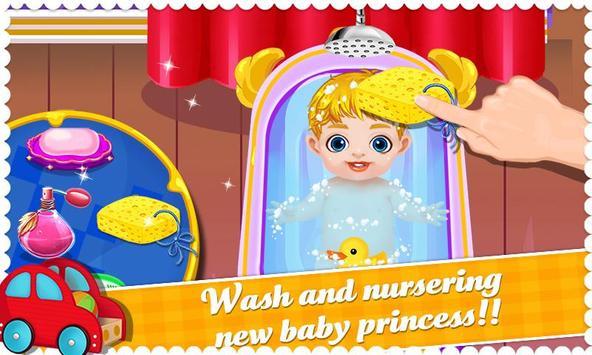 Mother's Newborn Baby Princess apk screenshot