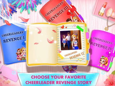 Cheerleader's Revenge Love Story Games: Season 1 screenshot 1