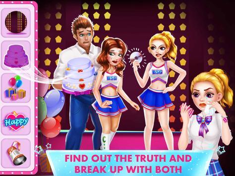 Cheerleader's Revenge Love Story Games: Season 1 screenshot 4