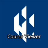 Course Viewer for Android icon
