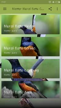 Master Murai Batu Gacor screenshot 3