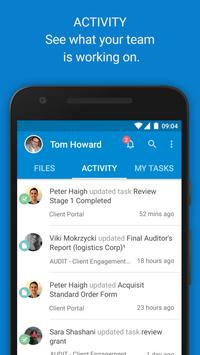 Huddle for US Gov & Healthcare apk screenshot