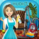Objetos Escondidos de Casa Suja - Jogos de Limpeza APK