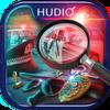 Police detective hidden object games – crime scene icon