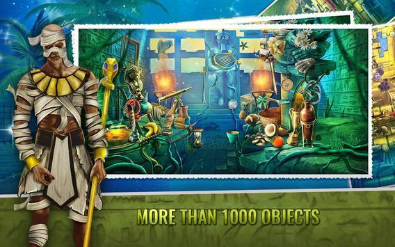 Curse Of The Pharaoh - Hidden Objects Egypt Games screenshot 7