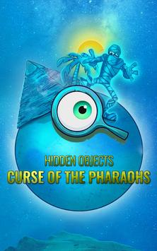Curse Of The Pharaoh - Hidden Objects Egypt Games screenshot 4
