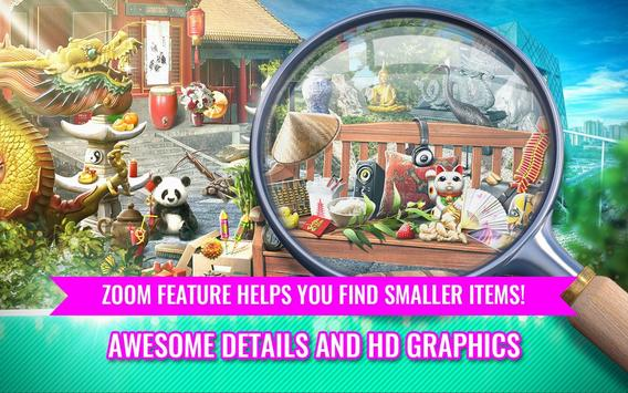 City Adventures Hidden Object Games - Seek & Find screenshot 1