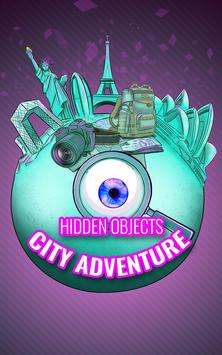 City Adventures Hidden Object Games - Seek & Find screenshot 4