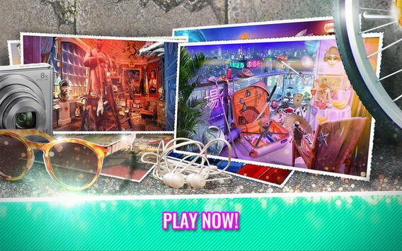 City Adventures Hidden Object Games - Seek & Find screenshot 8