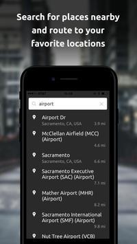 HUDWAY Go — GPS Navigation & Maps with HUD apk screenshot