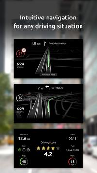 HUDWAY Go — GPS Navigation & Maps with HUD screenshot 4