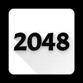 2048 Black & White icon