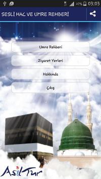 AsilTur Sesli Umre Rehberi apk screenshot