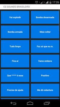CS Sounds Brasileiro screenshot 1