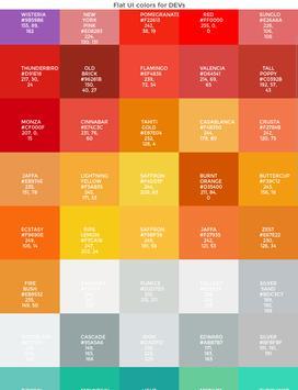 Flat UI colors for devs screenshot 1