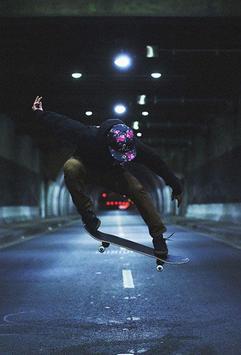 Skateboard Life Wallpaper screenshot 1