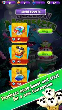 Monster Nibblers-Mellow puzzle screenshot 3