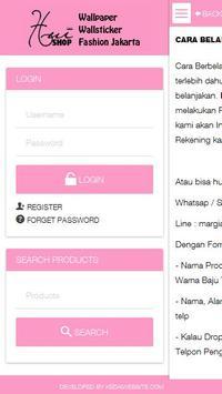 Huihui Shop apk screenshot