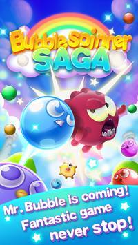 Bubble Spinner Saga poster