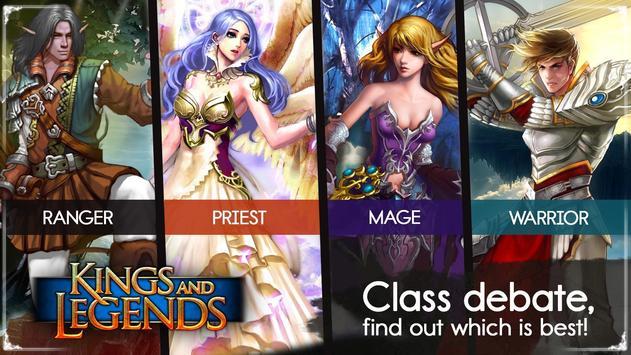 Kings and Legends screenshot 14