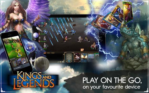 Kings and Legends screenshot 6
