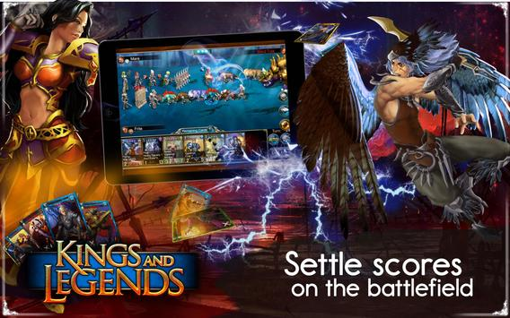 Kings and Legends screenshot 8