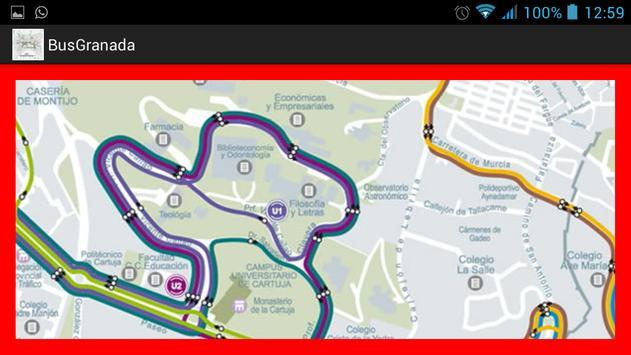 BusGranada screenshot 1