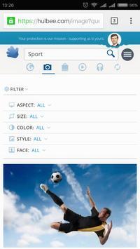 Hulbee Search screenshot 2