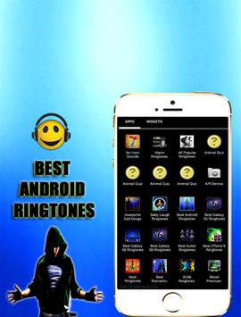 ringtones for android poster