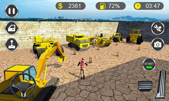 Excavator Simulator 2019 - Heavy Crane Drive screenshot 2