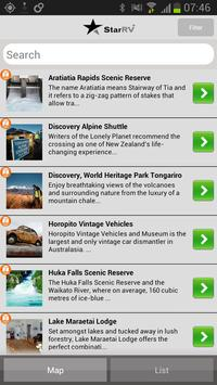StarRV NZ Travel Guide apk screenshot