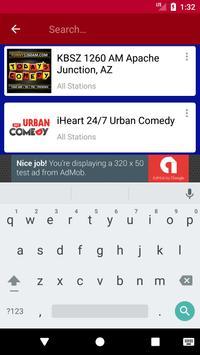 Comedy Music Radio screenshot 5