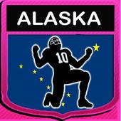 Alaska Football Radio icon