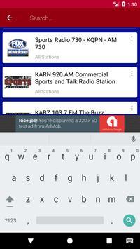 Arkansas Football Radio apk screenshot
