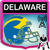 Delaware Football Radio icon