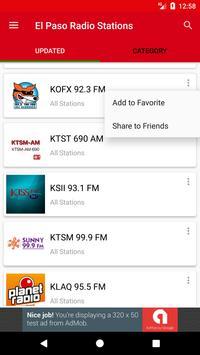 El Paso Radio Stations screenshot 1