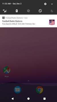 Football Radio Stations apk screenshot