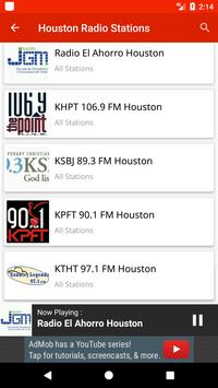 Houston Radio Stations screenshot 3