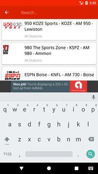 Idaho Football Radio screenshot 4