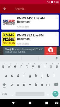Montana Radio Stations screenshot 4