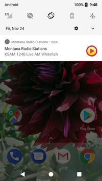 Montana Radio Stations apk screenshot