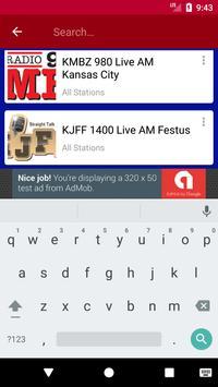Missouri Radio Stations screenshot 5