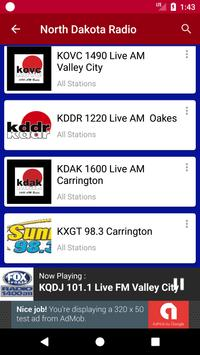 North Dakota Radio Stations apk screenshot