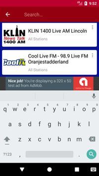 Nebraska Radio Stations apk screenshot