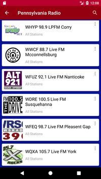 Pennsylvania Radio Stations apk screenshot